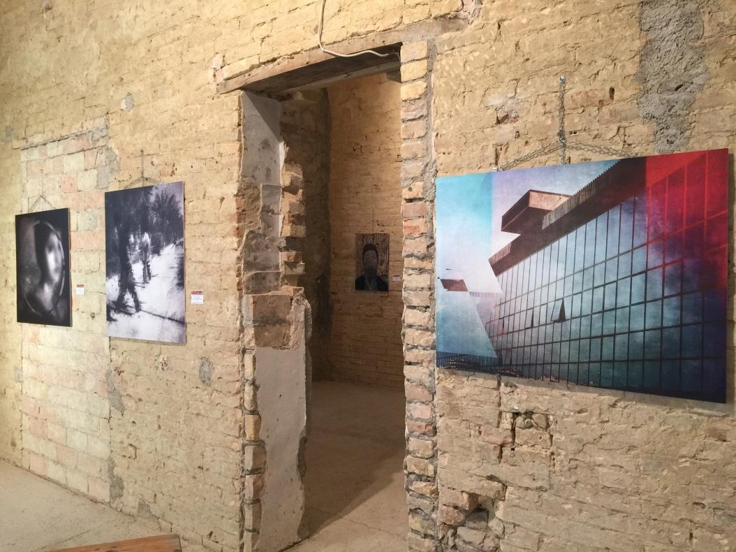 VibrArte - Collettiva Colonnella - Palazzo Pardi - 11/22 Luglio 2015