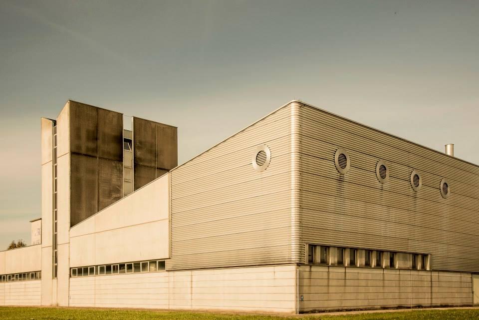 Industrial Geometries-
