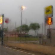 Vetri di pioggia/Rain glasses