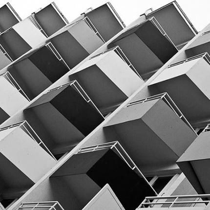 Berlin's Geometries
