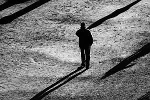 In cammino fra luci e ombre