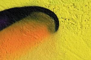 Un muro di colori