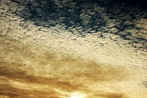 Nuvole e tramonti