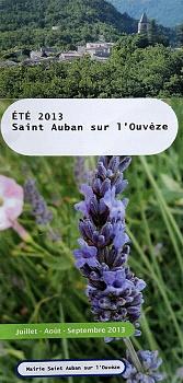 """""""Lavandes en fete""""  Saint Auban sur l'Ouveze-  20 luglio 2013"""