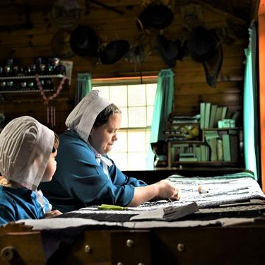 Amish, Pennsylvania  2018 - 2019