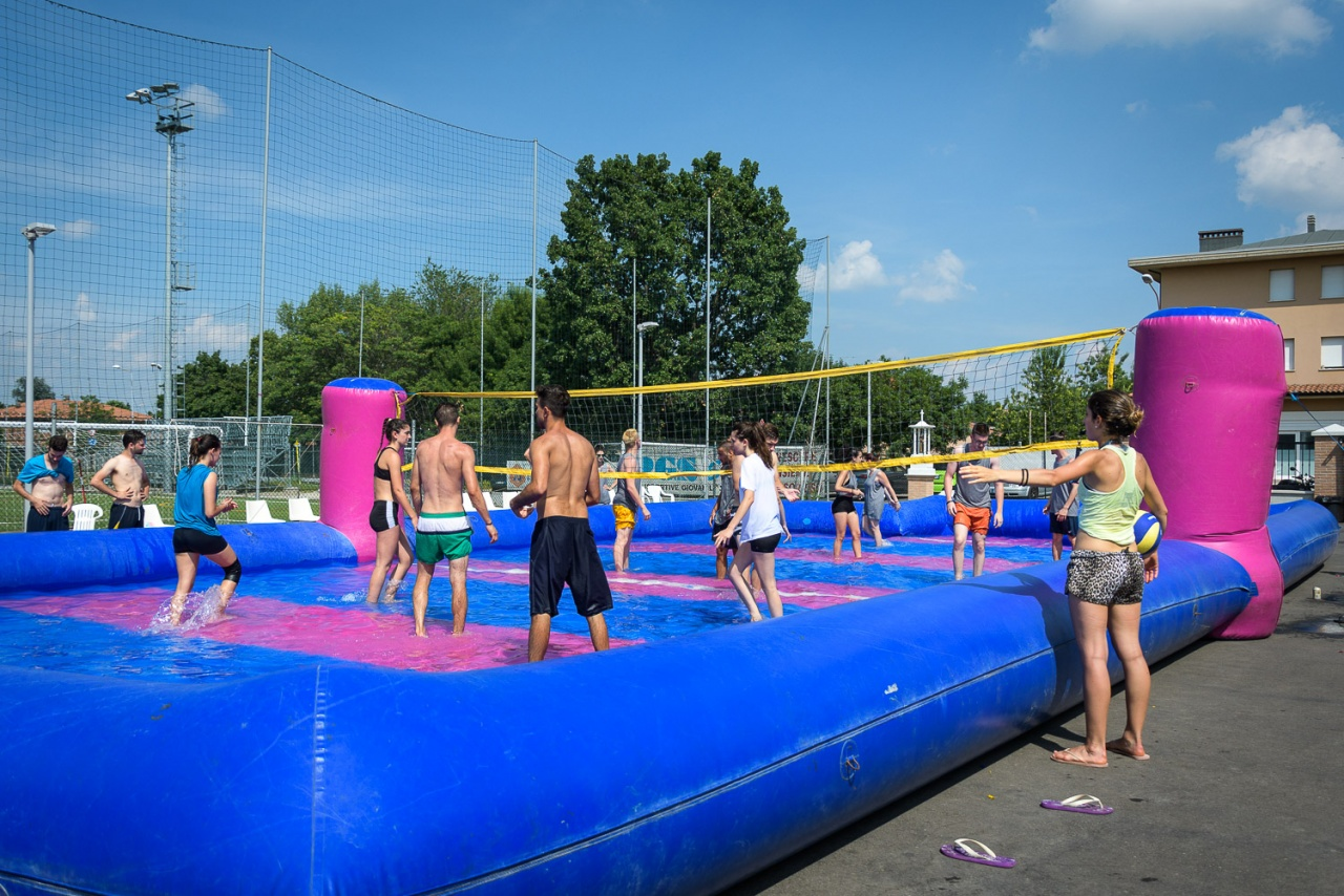 Calcio/Volley Splash