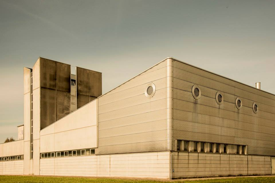 Industrial Geometries-  - Foto selezionata Shortlist Open-Architecture al Sony World Photography Awards 2015