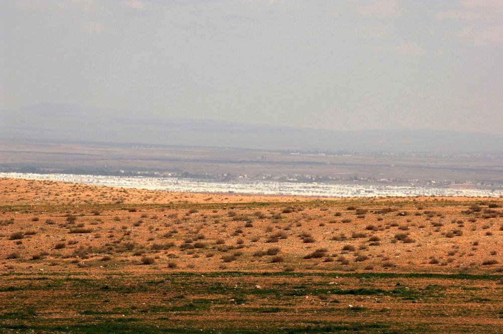 Jordan - Al Zaatari Refugee Camp - 2012