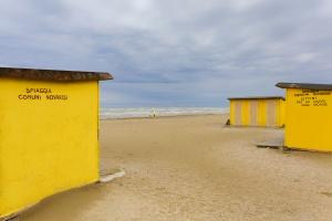 Novara common beach