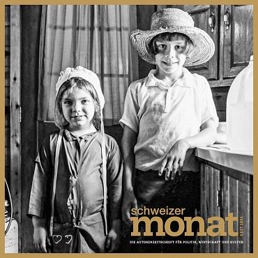 Schweizer Monat - Amish reportage