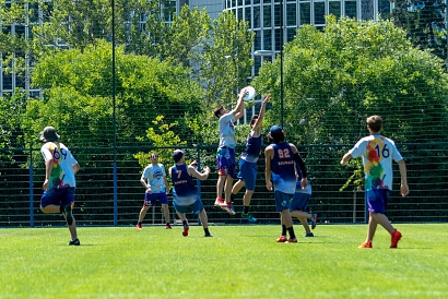 Ultimate Frisbee - DDT 2018
