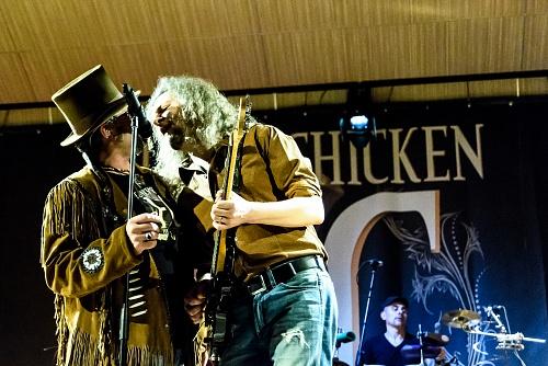 Concerto Funky Chicken