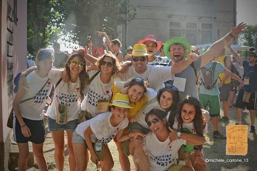 Scampagnéda ed Furmezen 2015